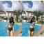 ชุดว่ายน้ำแฟชั่น ทูพีชแบบเซฟสุดๆ สำหรับสาวๆ ที่กลัวโป๊ ใส่ได้สบายๆ เลยจ้า thumbnail 10