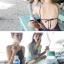 ชุดว่ายน้ำวันพีช ลายขวางเส้นเล็กๆ ช่วยเน้นให้สาวๆ ดูมีสัดส่วนที่ดีขึ้น thumbnail 7