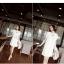 เดรสแฟชั่นเกาหลี มาในแบบ 2 ชิ้น สำหรับสาวๆ ที่ชอบเพิ่มลูกเล่นให้กับชุด ชุดนี้ตอบโจทย์คุณสาวๆ แน่ๆ thumbnail 4