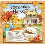 0411 กระดาษอาร์ทพิมพ์ลาย สำหรับทำงาน เดคูพาจ Decoupage : Cooking Series - Turkey Noodle Bak A5
