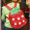 กระเป๋าเป้ เด็ก Linda ลายสตอเบอร์รี่