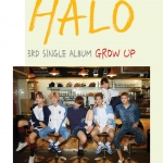 [Pre] Halo : 3rd Single - Grow Up