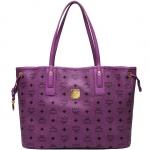 [Pre] MCM 2012 AW Medium Reversible Shopper Bag Shopper Project (PU)