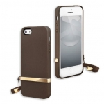 Case Lanyard Switcheady for iphone4/4s สีน้ำตาล