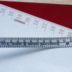 เทปวัดหลังกาว polyester ยาว 151 cm