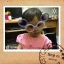 แว่นตา เทห์ๆ สีม่วง-ขาว thumbnail 6
