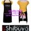 ผ้ากันเปื้อน แบบร้าน6Shibuya