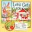กระดาษสาพิมพ์ลาย สำหรับทำงาน เดคูพาจ Decoupage แนวภาำพ Let's Get Growing ปลูกผักทำสลัดกินเอง กับ สูตรทำสลัด Hearty cobb Salad สีสด (ปลาดาวดีไซน์) thumbnail 1