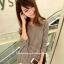 Mini Dress ลายชิโนริ thumbnail 1