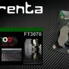ผ้าเบรคหลัง BRENTA ORGANIC BRAKE PADS สำหรับ (Triump T100-T120) FT3070
