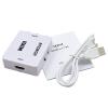 กล่องแปลงสัญญาณ HDMI to AV (MINI HDMI2AV Converter)