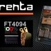 ผ้าเบรคหน้า BRENTA SINTERED BRAKE PADS สำหรับ (Yamaha FZ8,FZ1,MT08,MT09,R1M) FT4094
