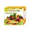 ZE312 ไฮ คิว-โปร พลัส ( Hi Q-Pro Plus ) ใยอาหาร ดีท๊อกซ์แบบธรรมชาติบำบัด ใยอาหารล้างสารพิษในลำไส้ ดีท็อกซ์ ด้วยใยอาหารจากธรรมชาติ 100%