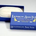 พร้อมส่ง สบู่ไข่ขาวสวีเดน Victoria Swedish Egg White Soap 15g.