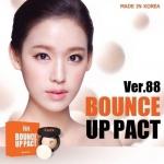 พร้อมส่ง Ver.88 Bounce Up Pact SPF50 PA+++ แป้งดินน้ำมัน