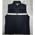 เสื้อกั๊กสูท + สะท้อนหน้า TACTICAL