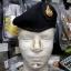 หมวกใบเล่ย์ดำ จัดทรง ตั้ง (ราคานี้ ไม่รวมหน้าหมวก) thumbnail 1