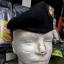 หมวกใบเล่ย์ดำ จัดทรง ตั้ง (ราคานี้ ไม่รวมหน้าหมวก) thumbnail 3