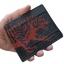กระเป๋าสตางค์ปลากระเบน ลายเสือแดง thumbnail 2