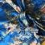 Lady Ribbon Chinoise Floral Printed Sleeveless Shirt Jumpsuit thumbnail 8