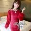 Lady Ribbon Lady Florence Classic Vintage Mini Dress thumbnail 8