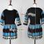 Bohemian Style Dress มินิเดรสแขนสั้น ลายกราฟฟิก thumbnail 9
