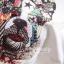 Icevanilla Cartoon Printed Diamond Stitching Lace Blouse thumbnail 3