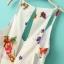 ZARA Maxi Dress ผ้าพิมพ์ลายดอกสีสดใส เว้าหลัง S,M,L thumbnail 7