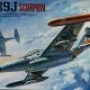 AC1628 F-89J SCORPION 1/72