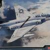 AC12529 USN F-4J VF-84 Jolly Roger 1/72