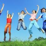 11 วิธีทำให้ลูกชอบออกกำลังกาย