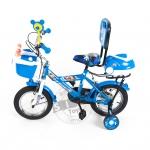 จักรยาน ขนาด 12 นิ้ว สีฟ้า