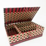 กล่อง สี่แม่ลูก (4MF-โทนน้ำตาล-แดง)