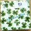 napkin ดอกไม้ (รหัสสินค้า NA-97) thumbnail 1