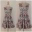 Topshop By Love Floral Dress Size M thumbnail 3