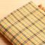 ผ้าคอตต้อนเกาหลี ลายตาราง Anaheim ผ้าฝ้าย 100% 20s ตัดขายขนาด 110x90 cm thumbnail 1